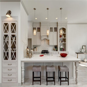 Hot Selling Modern and Fashiopn Type Kitchen Cupboard pictures & photos