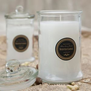 Popular Candle Jars Candle Holders Glass Candle Jar pictures & photos