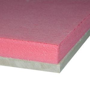 China Fuda Extruded Polystyrene Xps Sheet Plaster Board