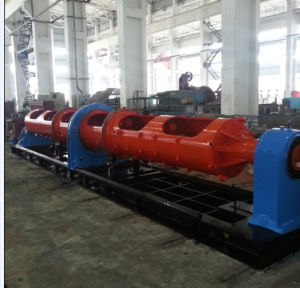 (JG2-500/1+6) Type Tubular Stranding Machines