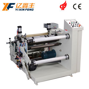 Automatic BOPP Roll Film Fax Paper Electric Slitting Machine