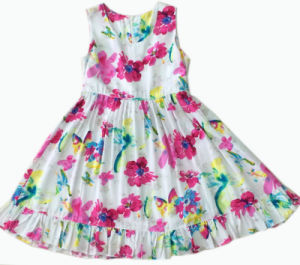 Newest Style Girl Dress in Kids Wear Clothes (SQD-110)