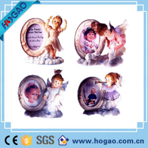 Resin Baby Angel Photo Frame pictures & photos