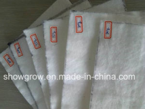 Non Woven Geo Textiles D14, Qualified Material Suppliers of Water Cube Nest and South-to-North Water Transfer Project.