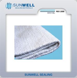 Ceramic Fiber Cloth of Sunwell pictures & photos