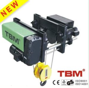 Low-Headroom Electric Wire Rope Hoist, 3.2 Ton Wire Rope Hoist, Electric Elevator Wire Rope Hoist pictures & photos