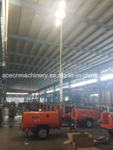 Diesel Generator Mobile Light Tower 9m