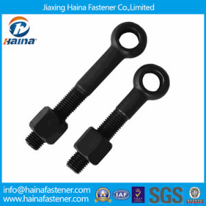 High Quality Steel 10.9 12.9 Grade Black Eye/ Swing Bolts pictures & photos