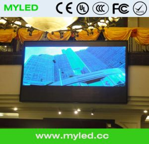 Advertising Display, HD P6/P8 Outdoor DIP Light Weigh Stage P3 P4 P5 P6 P6.94mm