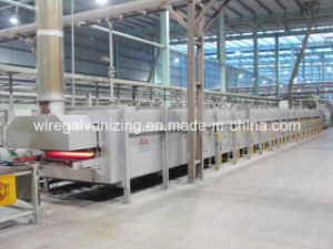 Wuxi Singring Brand Industrial Annealing Furnace Used for Steel Tyre Cord pictures & photos