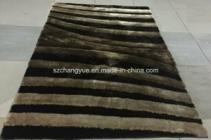 Polyester Modern Shaggy Rug with 3D Effects pictures & photos