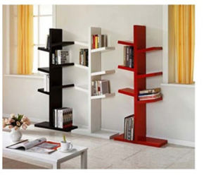 New Tree Wooden Bookshelf in Many Colors Available Cx-BS030 pictures & photos