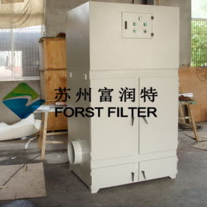 Forst Cement Industry Pleated Pulse Bag Dust Collector pictures & photos