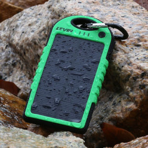 Classical! High Capacity Sports Design Solar Power Bank 10000mAh Solar Charger