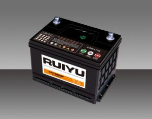 58500 12V60ah SMF Lead Acid Battery With Excellent Performance Made In China