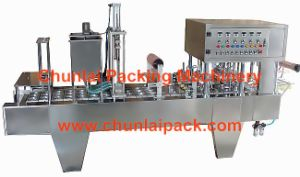 Closed Aseptic Filling and Sealing Machine pictures & photos