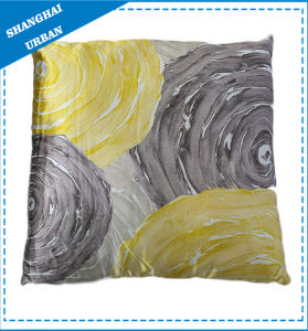 Satin Decor Pillow Cover and Cushion pictures & photos