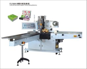 Fj 50A Automatic Napking Tissue Packing Machine pictures & photos