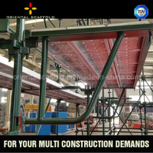 Hot DIP Galvanized Australian Type Kwikstage Scaffolding Toe Board Bracket pictures & photos