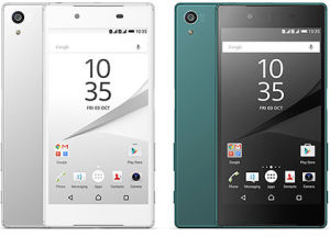 Five Colors Original Unlocked for Sony Xperie Z5 GSM Phone pictures & photos