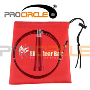 High Speed PVC Coated Jump Rope with Steel Wire (PC-JR1102) pictures & photos