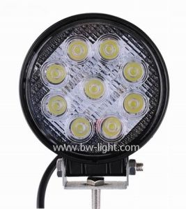 9PCS 3W Bridgelux LED Work Light (GY-009Z03A) pictures & photos