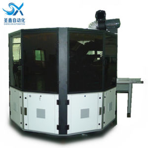 Automatic Multicolor All Kinds of Bottles Screen Printing Machine (turntable type)