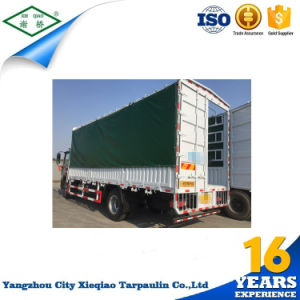 Plastic Tarpaulin Cover, PVC Tarpaulin Sheet, for Container Cover