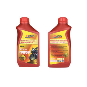 Top Grade Motorcycle 4t Engine Oil Wholesale 15W40 Motorcycle Oil