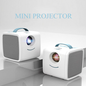 Portable Mini Video Projector by Dds