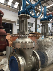 "API600 6"" Class150 CF8 Stainless Steel Gate Valve pictures & photos"