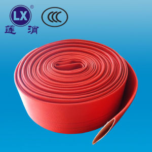 2017 New TPU Layflat Hose PVC Layflat Hose Fire Hoses Fire Fighting pictures & photos