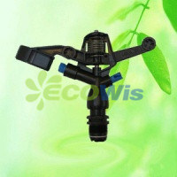 "3/4"" Male Plastic Rotating Irrigation Sprinkler pictures & photos"