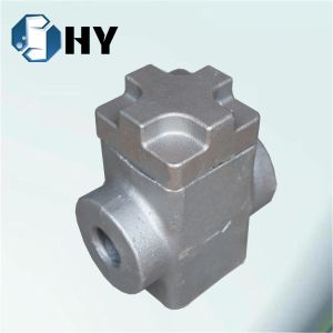 Marine Spare Parts Die Cast Iron Wedge Pump Sand Casting