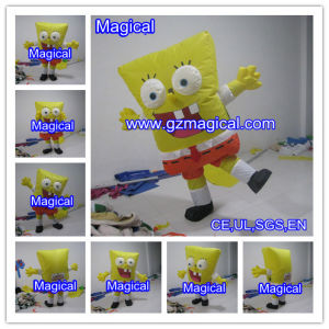 Inflatable Spongebob Advertising Moving Cartoon (MIC-318) pictures & photos