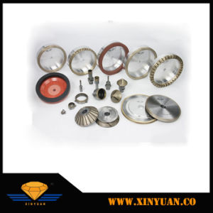 Metal Resin Bond Diamond Wheel Used in Straight-Line Machine for Glass Grinding Processing Factory Price