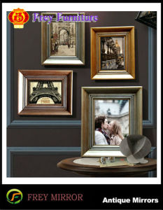 New Antique Design Wooden Decorative Photo Frame pictures & photos