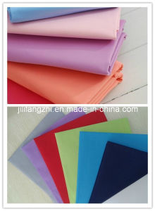 100% Cotton or T/C Poplin Fabric for Garment and Shirt