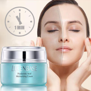Whitening Moisturizing Face Hyaluronic Acid Organic Skin Care Private Label Cream
