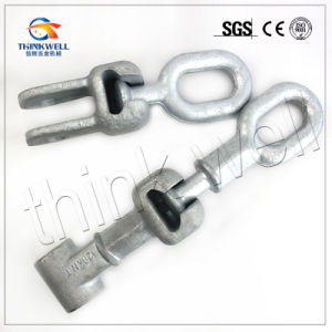 Forged Steel Galvanized OEM Socket Eye for Transmission Line pictures & photos