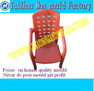 Plastic Injection Outdoor Arm Chair Mold