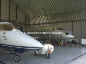 Prefabricated Steel Structure Aircraft Hanger (DG7-007) pictures & photos