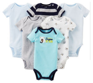 China Child of Mine Newborn Baby Boy Assorted Bodysuits Sleepers ... 1555b8c67