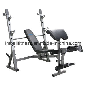 Multi Gym Equipment/Diamond Olympic Surge Bench Wb857/Fitness Equipment
