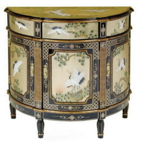 Oriental Furniture. Asia Furniture. Lacquer Furniture. Antique Reproduction  Furniture Console Cabinet