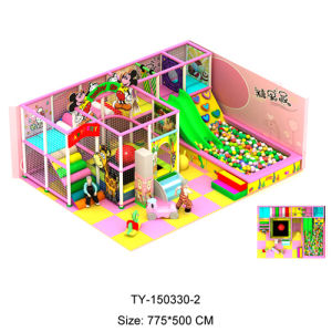 Customized Children Commercial Indoor Playground Equipment (TY-150330-2) pictures & photos