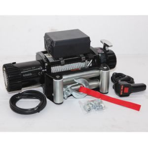9500lb Electric Winch (steel cable)