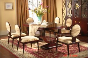 Hotel Restaurant Furniture Sets/Dining Chair and Table/Banquet Chair and Table (JNCT-012) pictures & photos