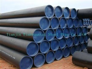 API 5L Standard Seamless Line Steel Pipe pictures & photos