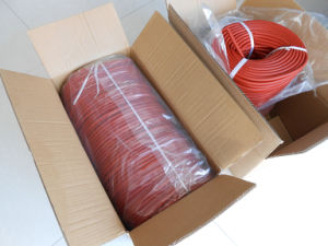 Food Grade Silicone Stripe, Silicone Profile, Silicone Extrusion, Silicone Cord, Silicone Ring, Silicone Hose pictures & photos